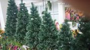 Дешевые искусственные ёлки в Алматы! Бесплатная доставка + подарок!